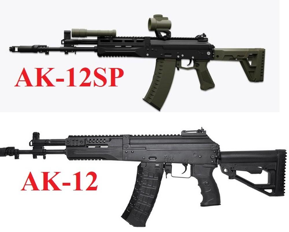 Tieu lien AK-12SP cuc chat cua dac nhiem Nga co gi dac biet?-Hinh-5