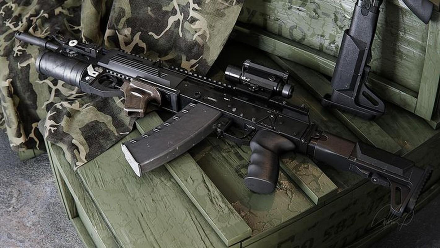 Tieu lien AK-12SP cuc chat cua dac nhiem Nga co gi dac biet?-Hinh-8