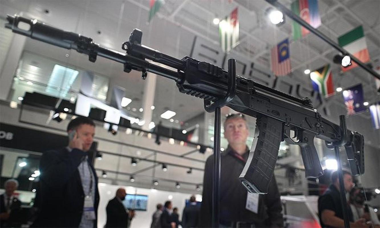 Tieu lien AK-12SP cuc chat cua dac nhiem Nga co gi dac biet?