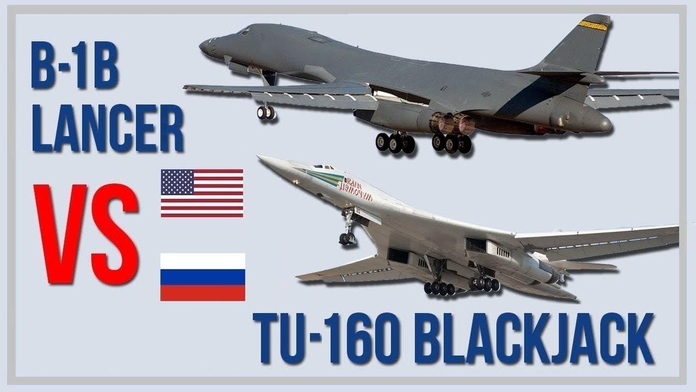 Nghi van may bay Tu-160 cua Lien Xo sao chep B-1 cua My-Hinh-10