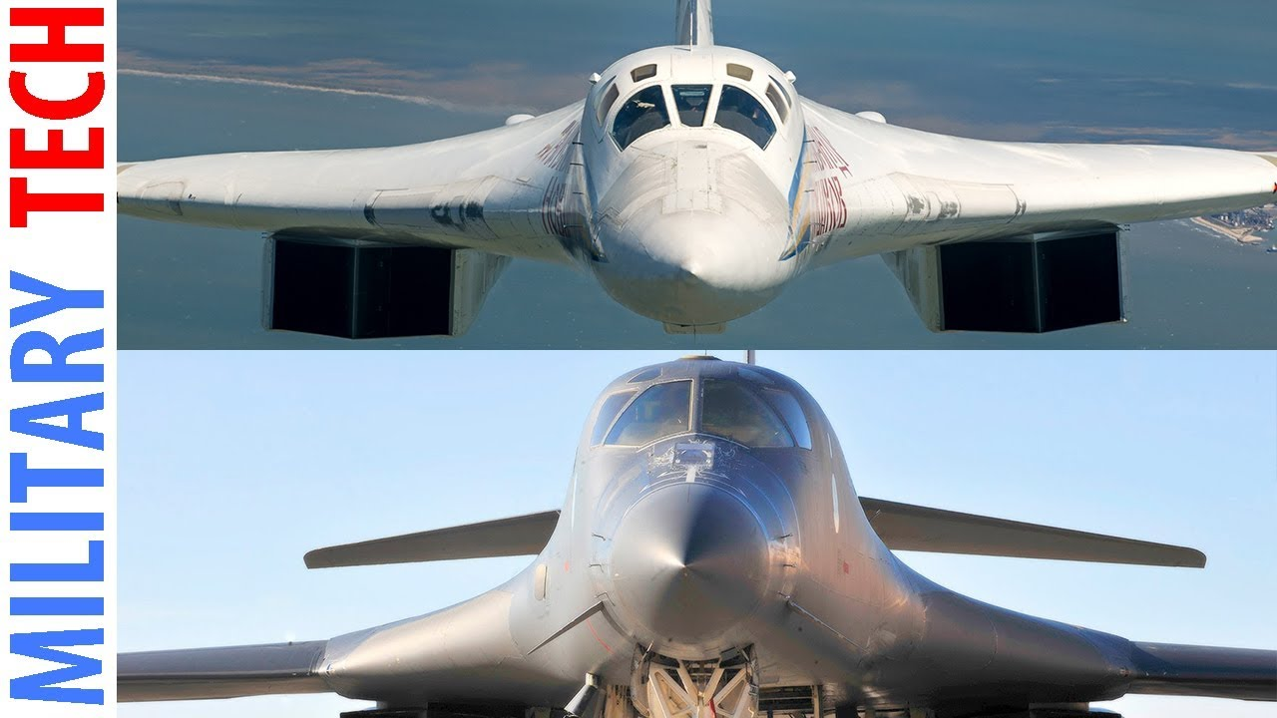 Nghi van may bay Tu-160 cua Lien Xo sao chep B-1 cua My-Hinh-12