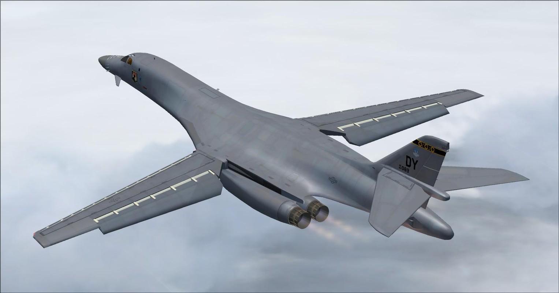 Nghi van may bay Tu-160 cua Lien Xo sao chep B-1 cua My-Hinh-14