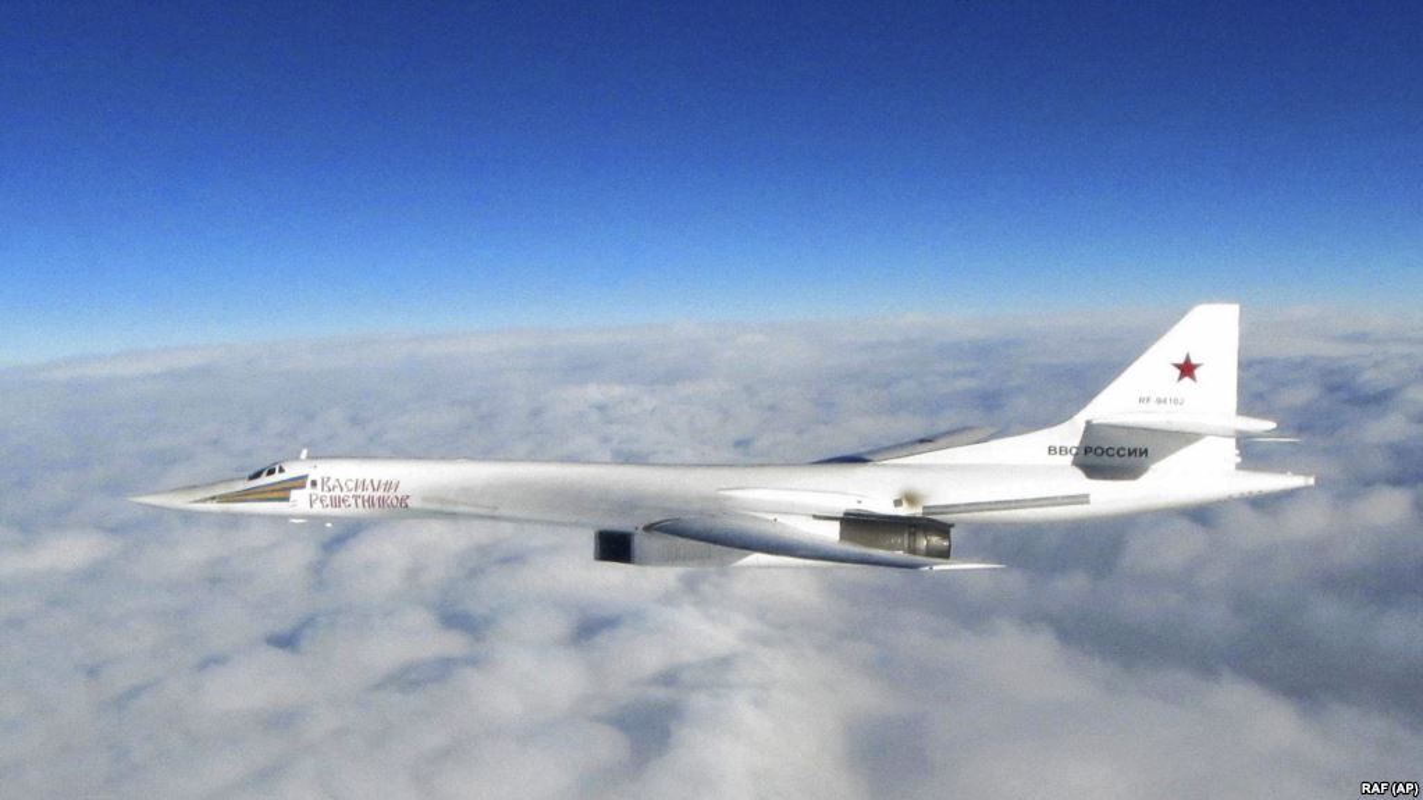 Nghi van may bay Tu-160 cua Lien Xo sao chep B-1 cua My-Hinh-16