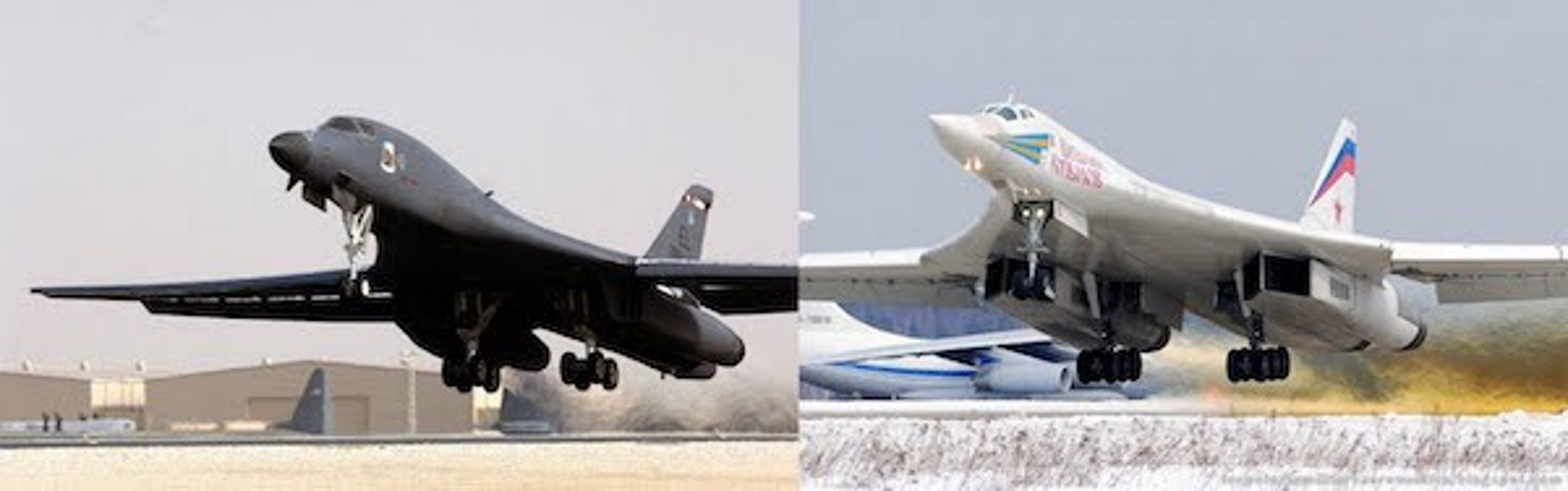 Nghi van may bay Tu-160 cua Lien Xo sao chep B-1 cua My-Hinh-4
