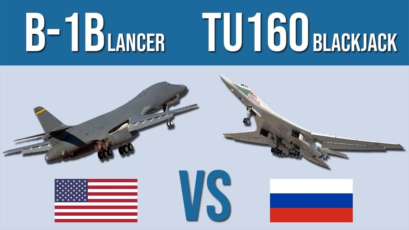 Nghi van may bay Tu-160 cua Lien Xo sao chep B-1 cua My-Hinh-5