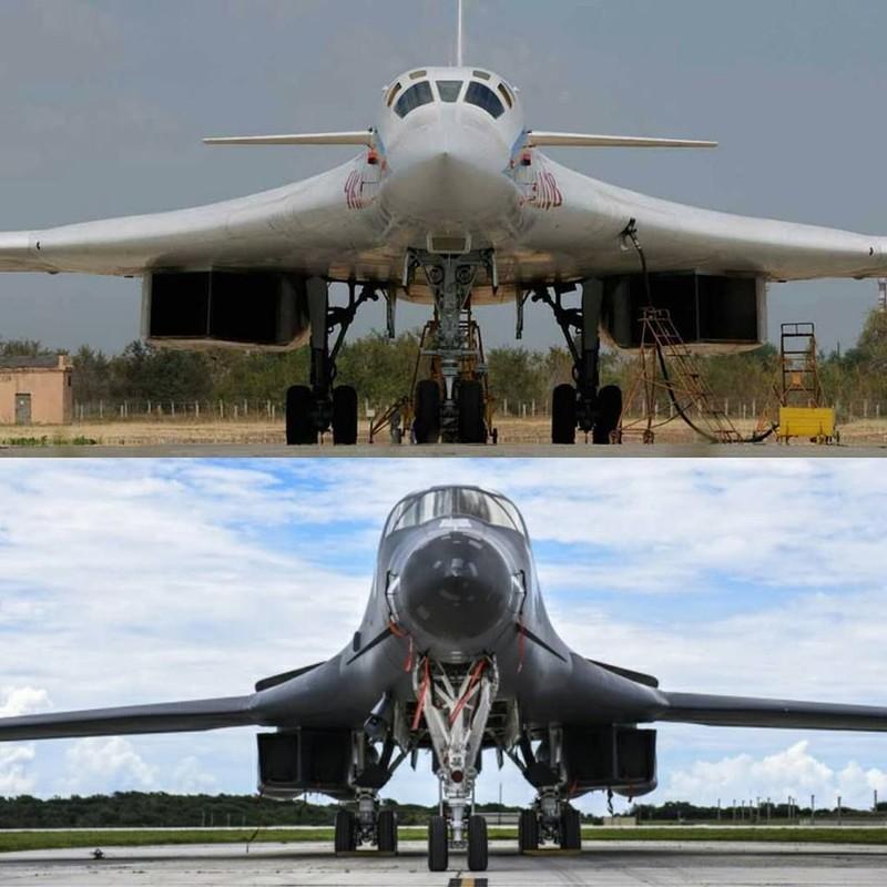 Nghi van may bay Tu-160 cua Lien Xo sao chep B-1 cua My-Hinh-9