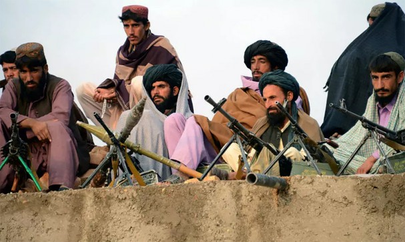 Vua nam quyen, Taliban phai doi mat voi ke thu truyen kiep ISIS-K-Hinh-10