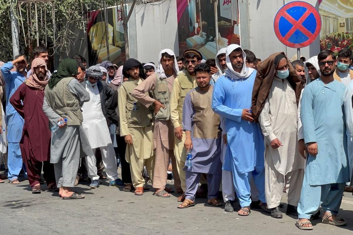 Vua nam quyen, Taliban phai doi mat voi ke thu truyen kiep ISIS-K-Hinh-11