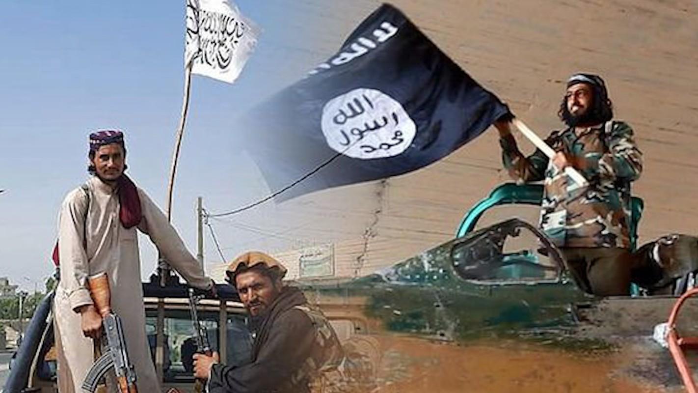 Vua nam quyen, Taliban phai doi mat voi ke thu truyen kiep ISIS-K-Hinh-14