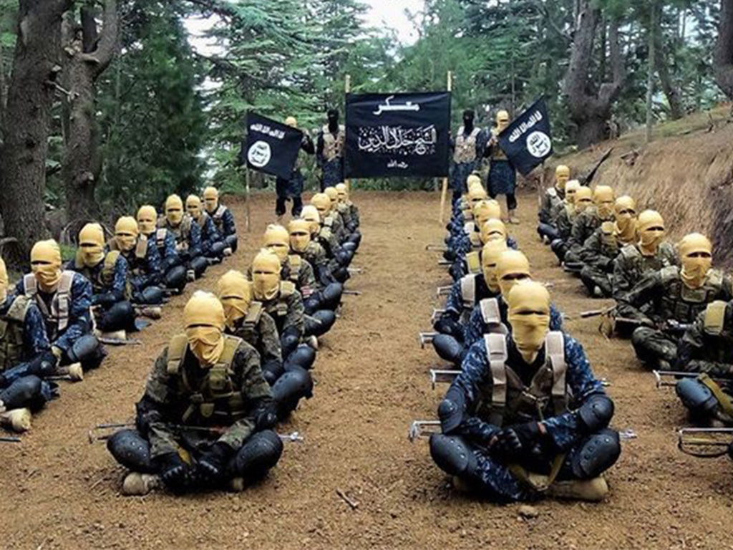 Vua nam quyen, Taliban phai doi mat voi ke thu truyen kiep ISIS-K-Hinh-3