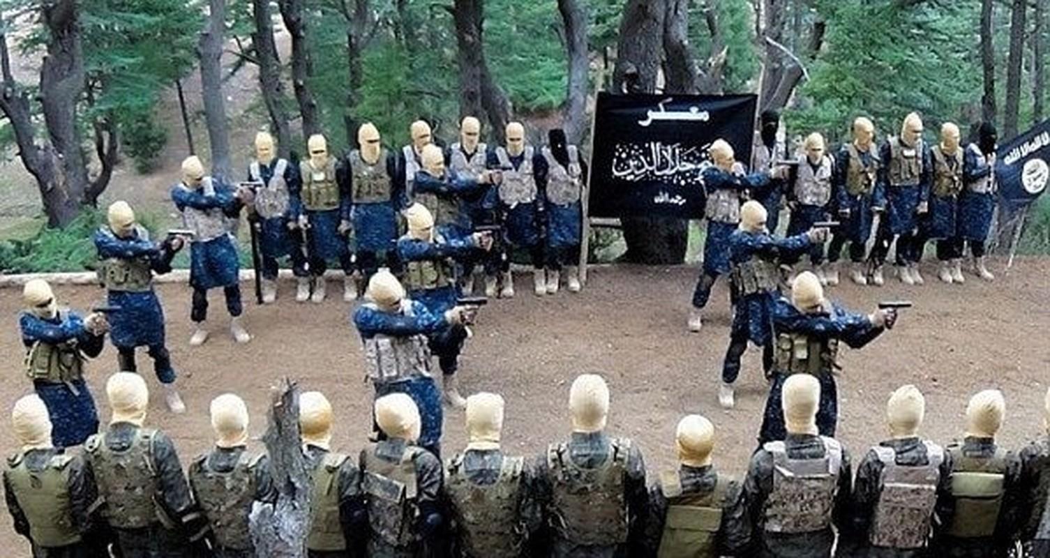 Vua nam quyen, Taliban phai doi mat voi ke thu truyen kiep ISIS-K-Hinh-7