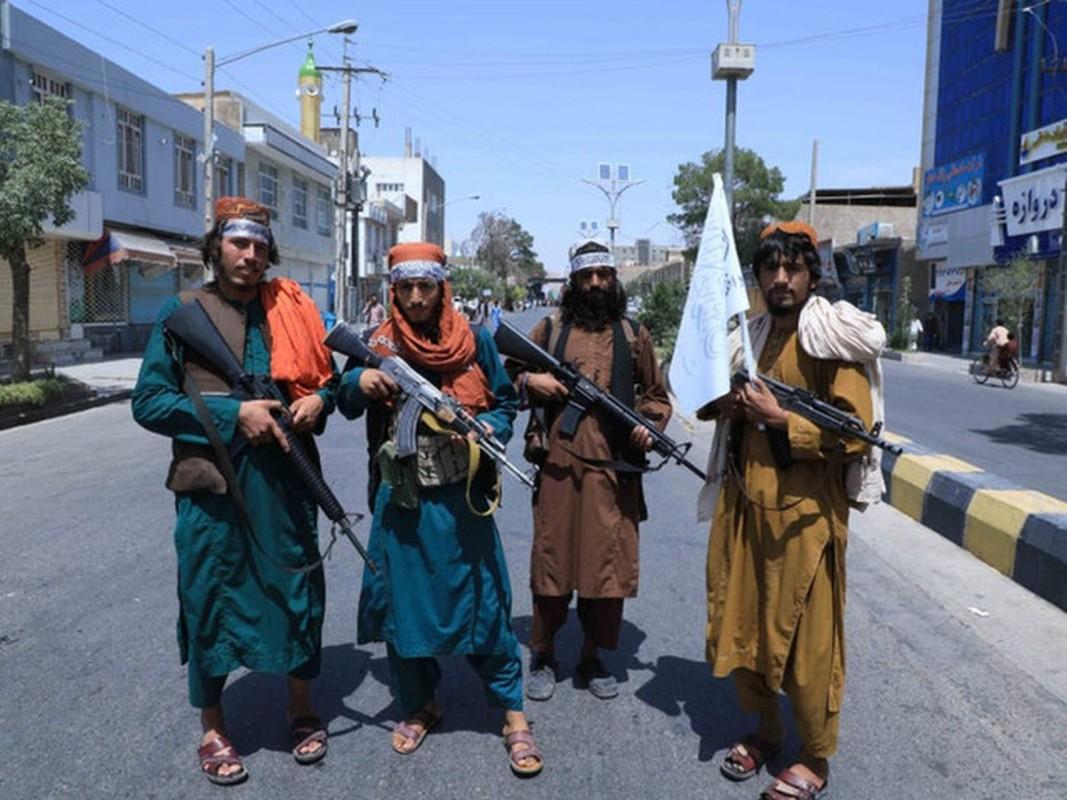 Vua nam quyen, Taliban phai doi mat voi ke thu truyen kiep ISIS-K-Hinh-9