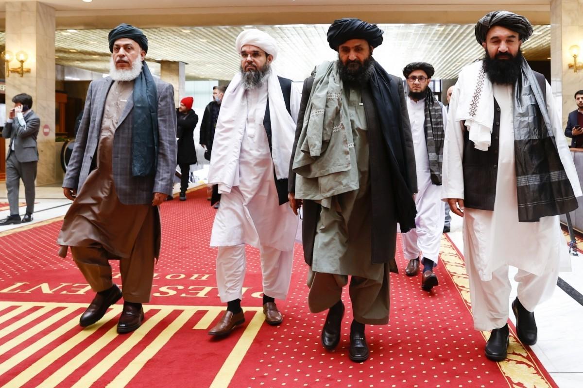Vua nam quyen, Taliban phai doi mat voi ke thu truyen kiep ISIS-K