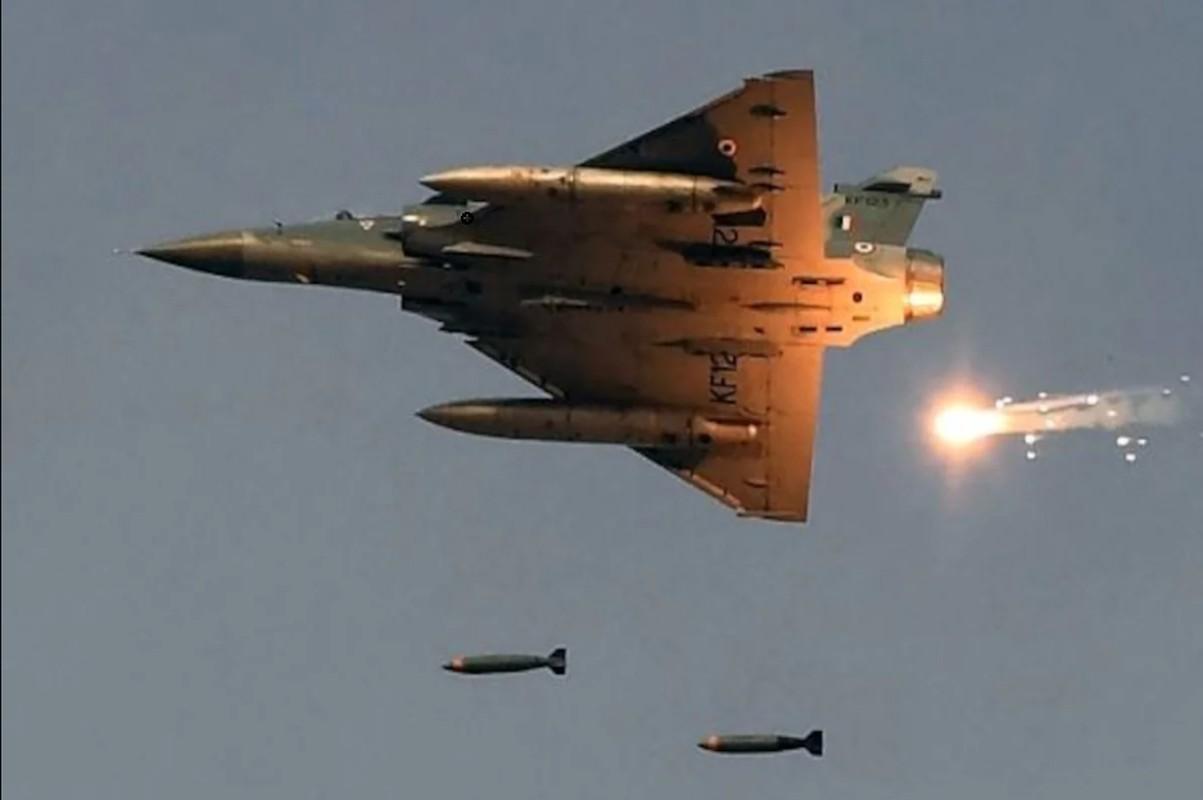 Soc: An Do mua Mirage 2000 cu nat ve