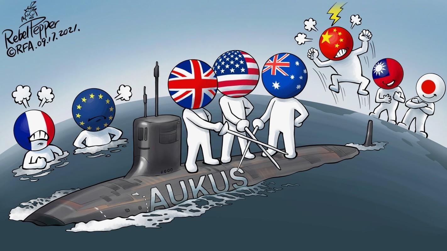 Tai sao Australia quyet dinh gia nhap cau lac bo tau ngam hat nhan?