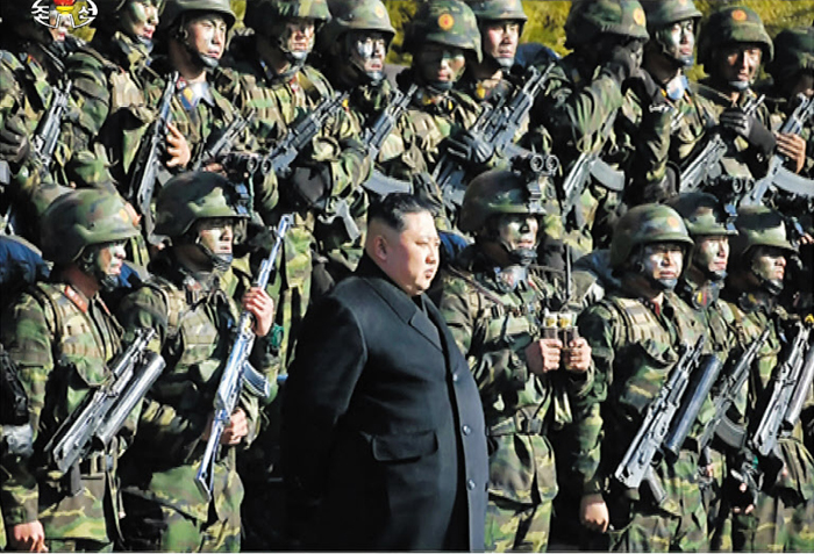 Luc luong dac biet Trieu Tien tung tung hoanh ra sao o Syria?-Hinh-14