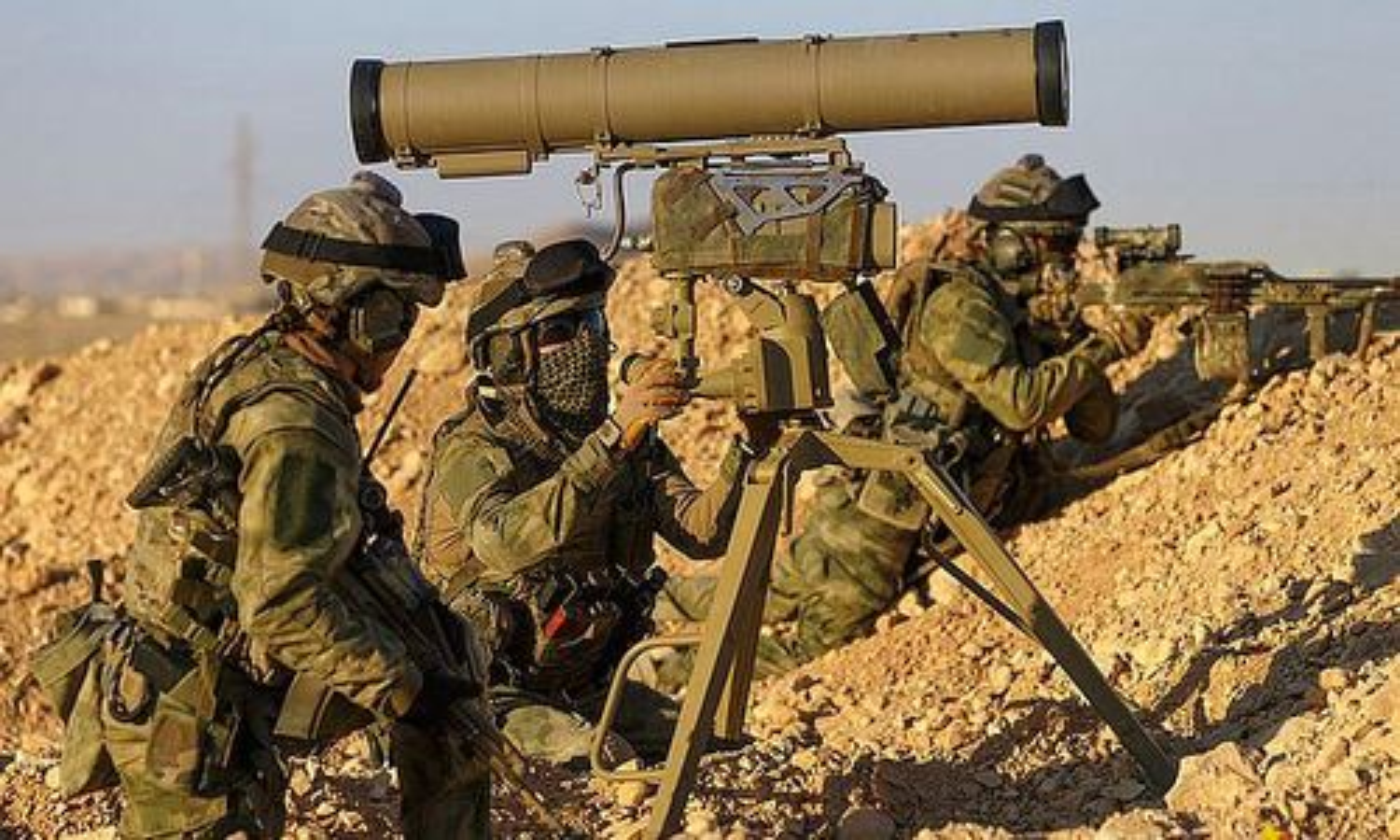 Luc luong dac biet Trieu Tien tung tung hoanh ra sao o Syria?-Hinh-16