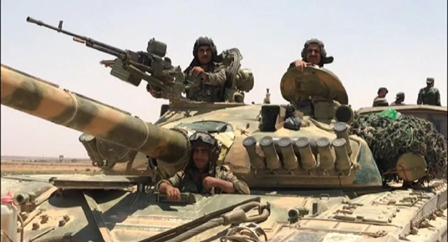 Luc luong dac biet Trieu Tien tung tung hoanh ra sao o Syria?-Hinh-2