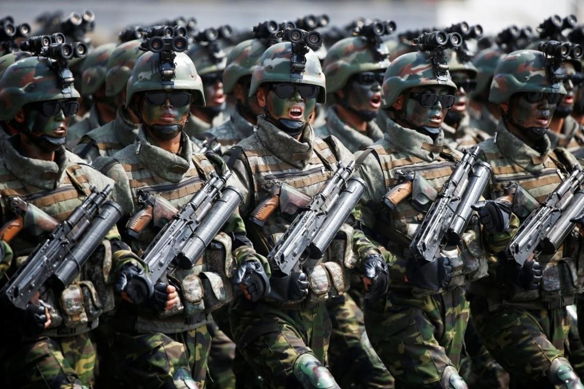Luc luong dac biet Trieu Tien tung tung hoanh ra sao o Syria?