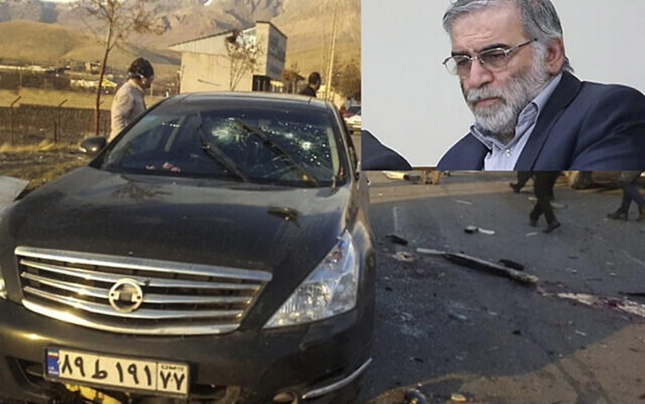Kinh hai vu tinh bao Mossad dung robot am sat nha khoa hoc Iran-Hinh-8