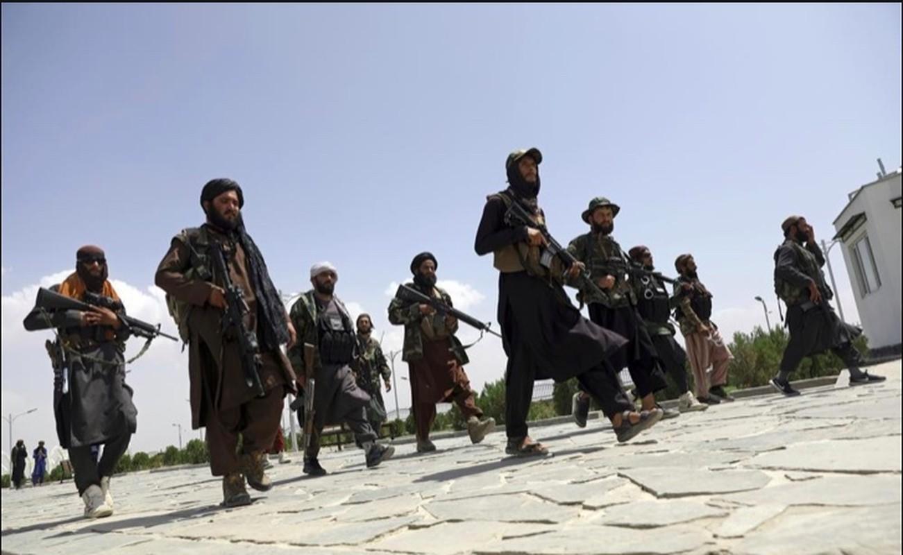 Gianh quyen kiem soat Afghanistan xong, Taliban tan cong ISIS-K-Hinh-11