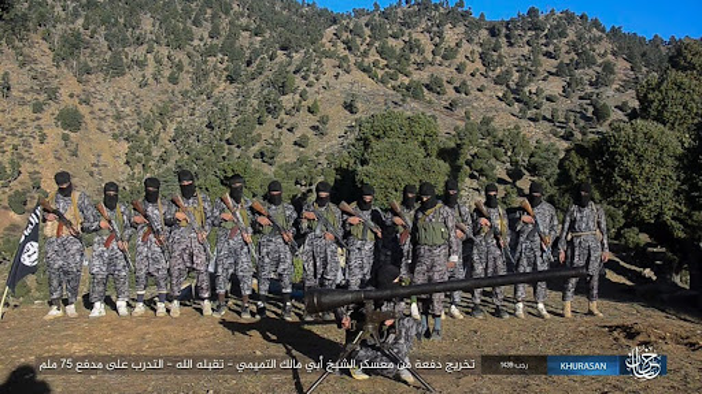 Gianh quyen kiem soat Afghanistan xong, Taliban tan cong ISIS-K-Hinh-16