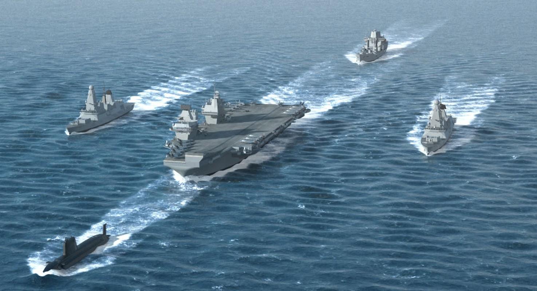 Phan ung cua Trung Quoc khi tau san bay USS Reagan toi Bien Dong-Hinh-10
