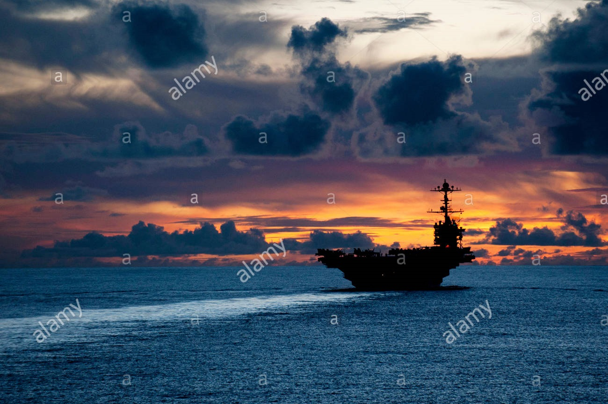 Phan ung cua Trung Quoc khi tau san bay USS Reagan toi Bien Dong-Hinh-4