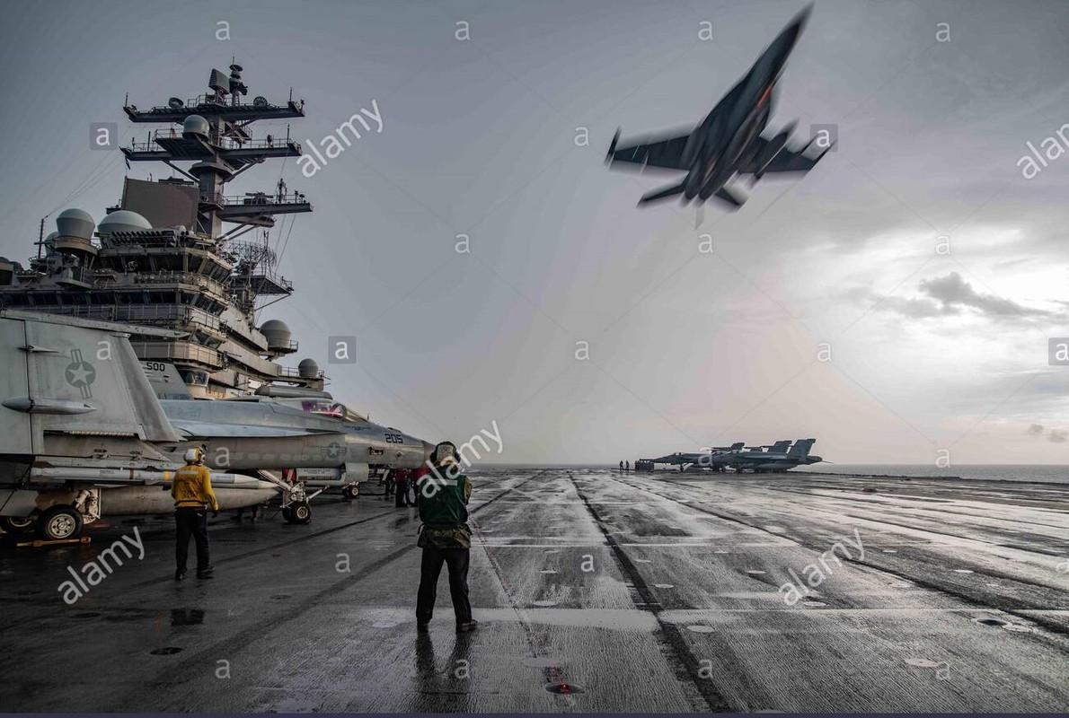Phan ung cua Trung Quoc khi tau san bay USS Reagan toi Bien Dong-Hinh-5