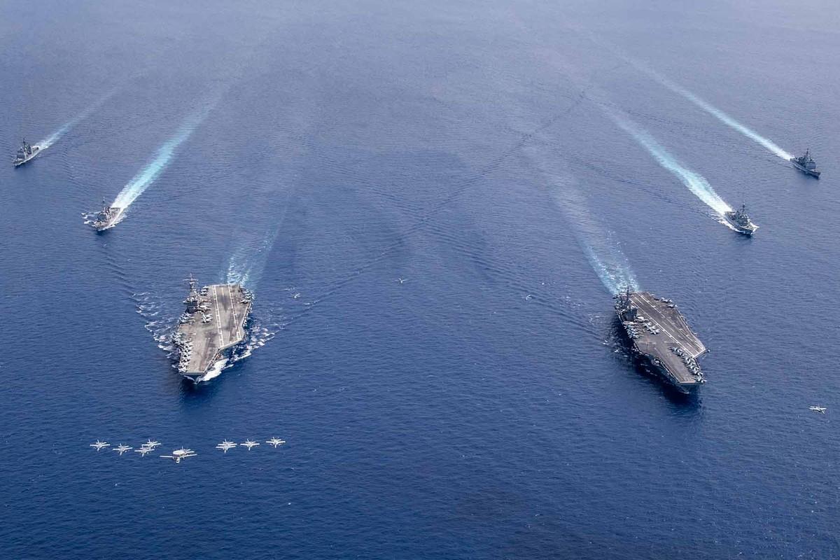Phan ung cua Trung Quoc khi tau san bay USS Reagan toi Bien Dong-Hinh-8