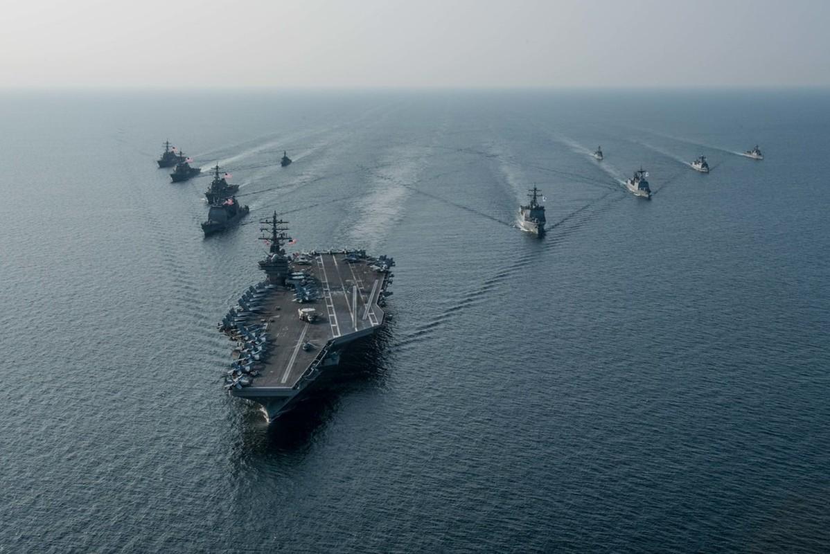 Phan ung cua Trung Quoc khi tau san bay USS Reagan toi Bien Dong-Hinh-9