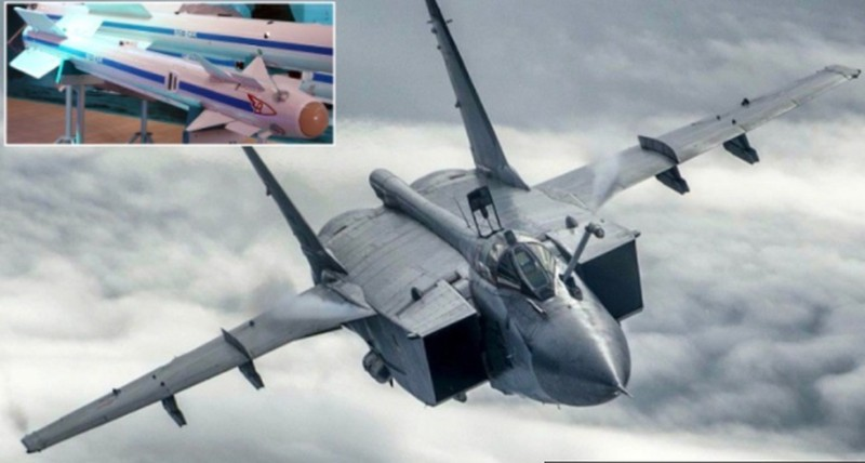Bi mat dang sau viec Nga trang bi cho MiG-31 ten lua tam ngan-Hinh-10