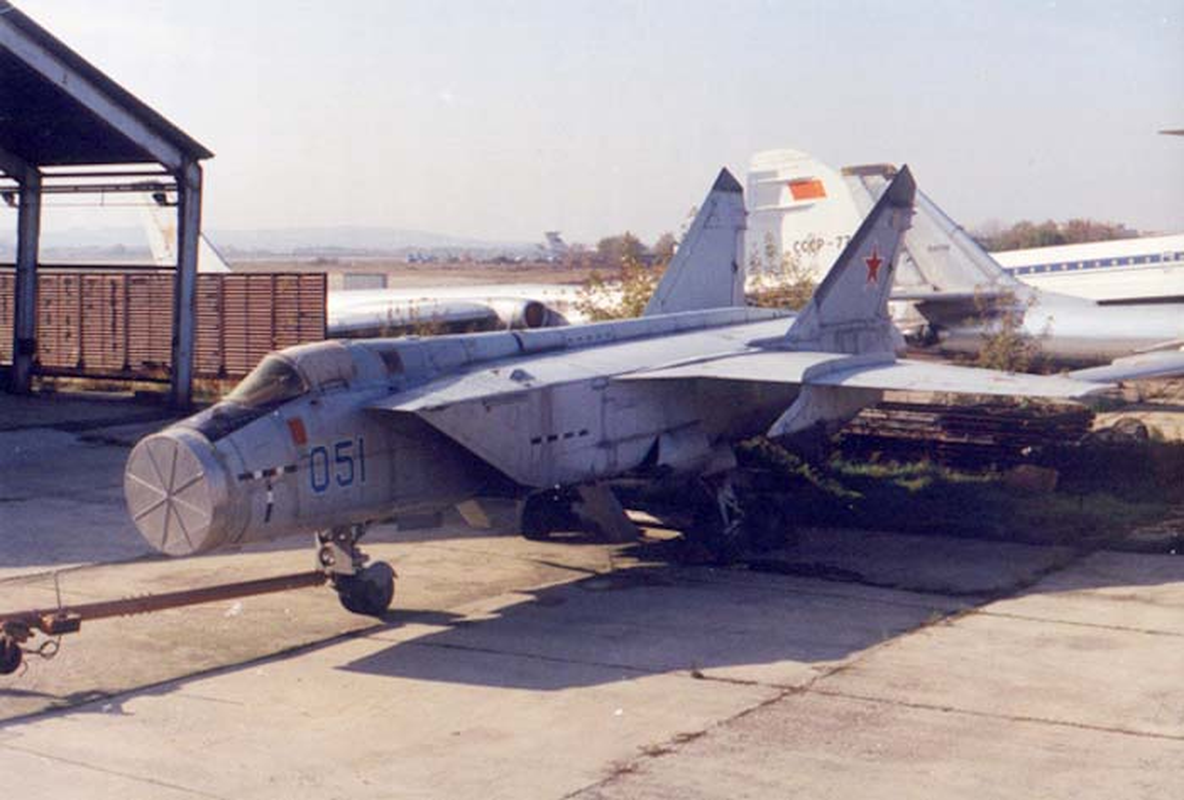 Bi mat dang sau viec Nga trang bi cho MiG-31 ten lua tam ngan-Hinh-3