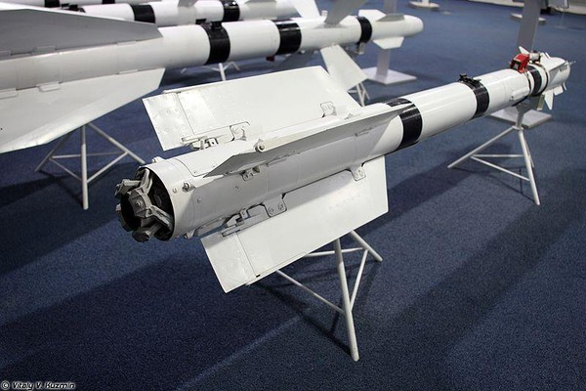 Bi mat dang sau viec Nga trang bi cho MiG-31 ten lua tam ngan-Hinh-5