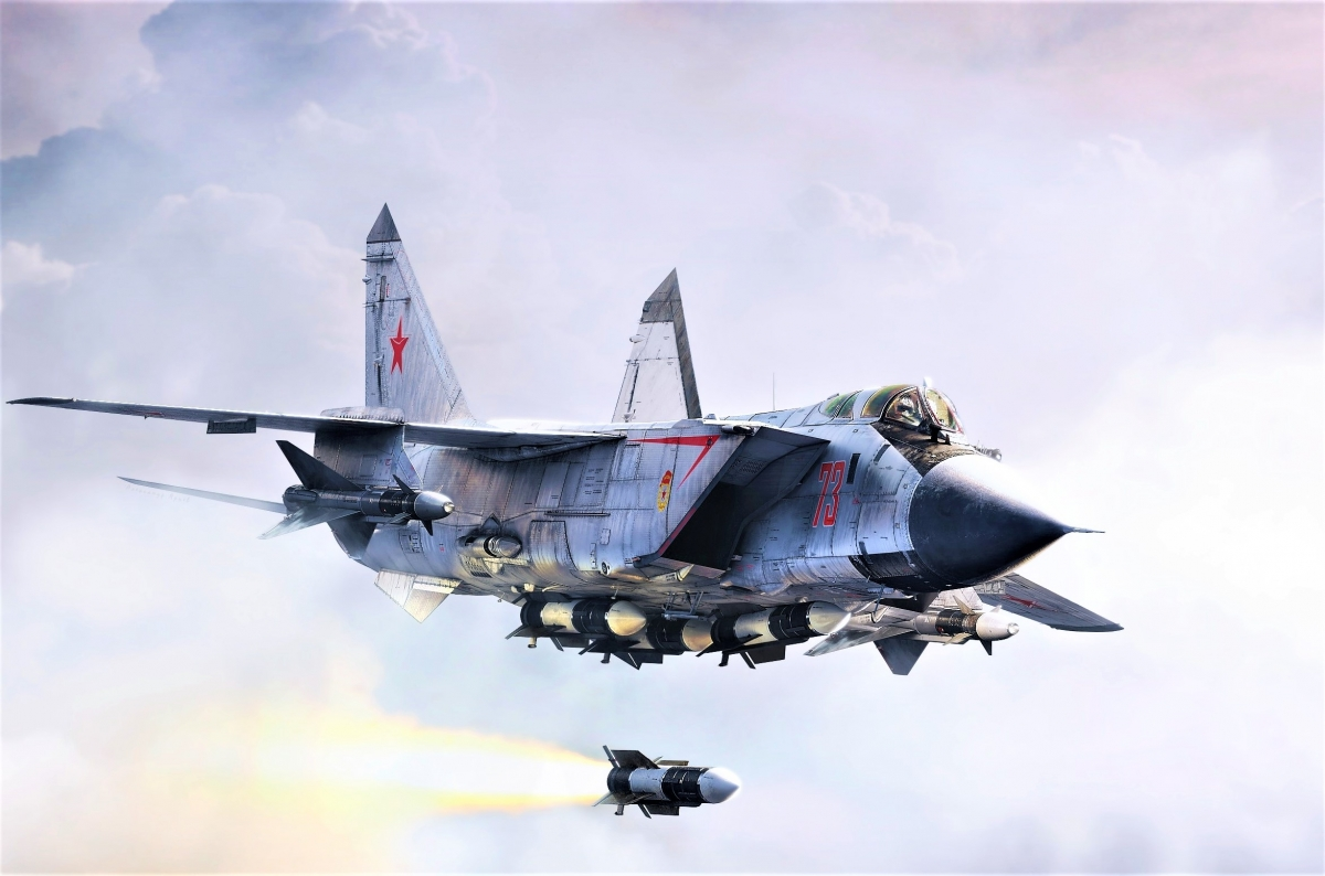 Bi mat dang sau viec Nga trang bi cho MiG-31 ten lua tam ngan-Hinh-9