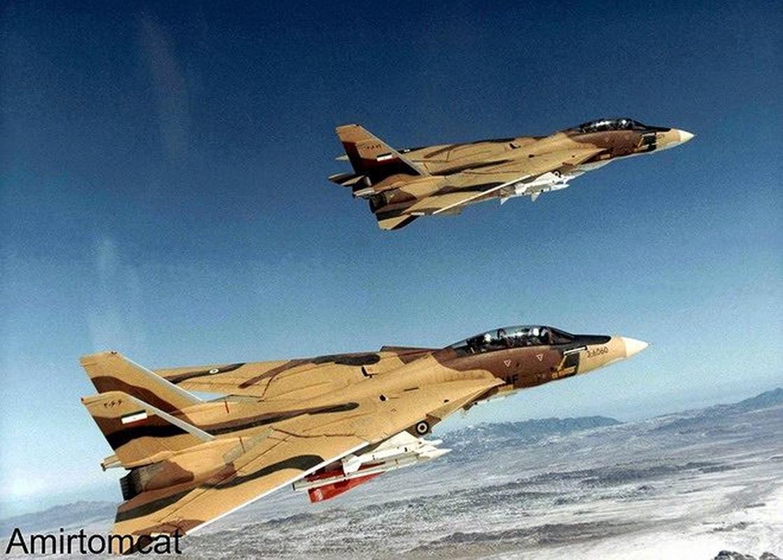 My va dong minh phat hoang khi F-14 Iran lot xac voi ten lua moi-Hinh-9
