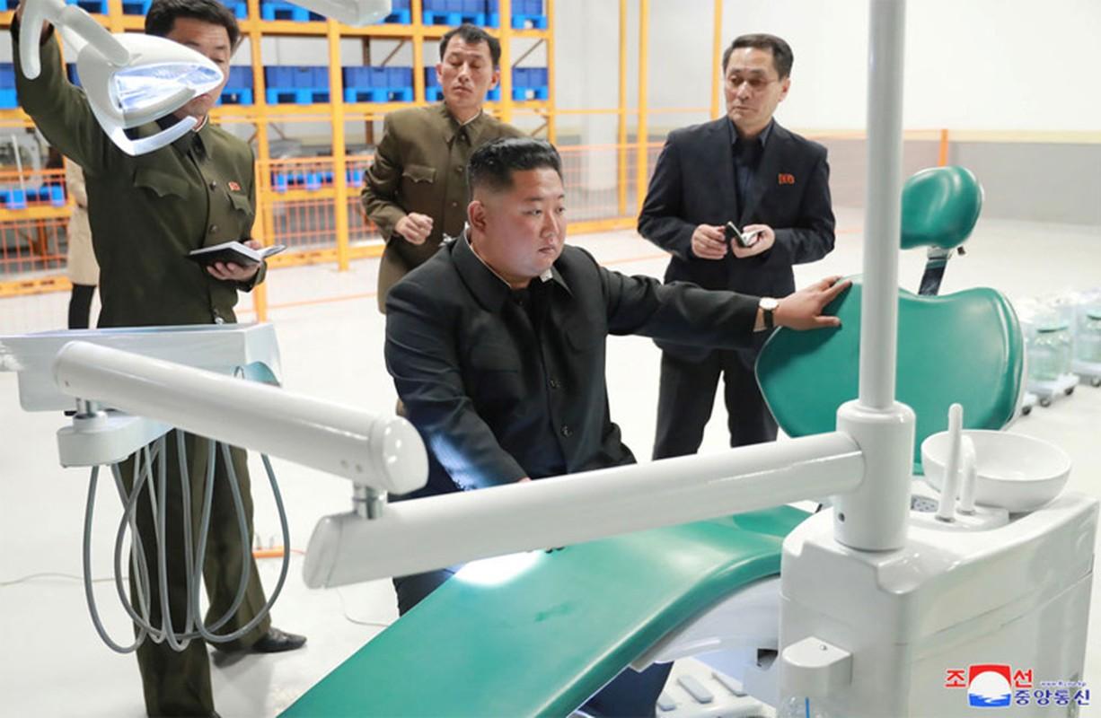 Anh hiem nhung chuyen thi sat cua nha lanh dao Trieu Tien Kim Jong-un-Hinh-10