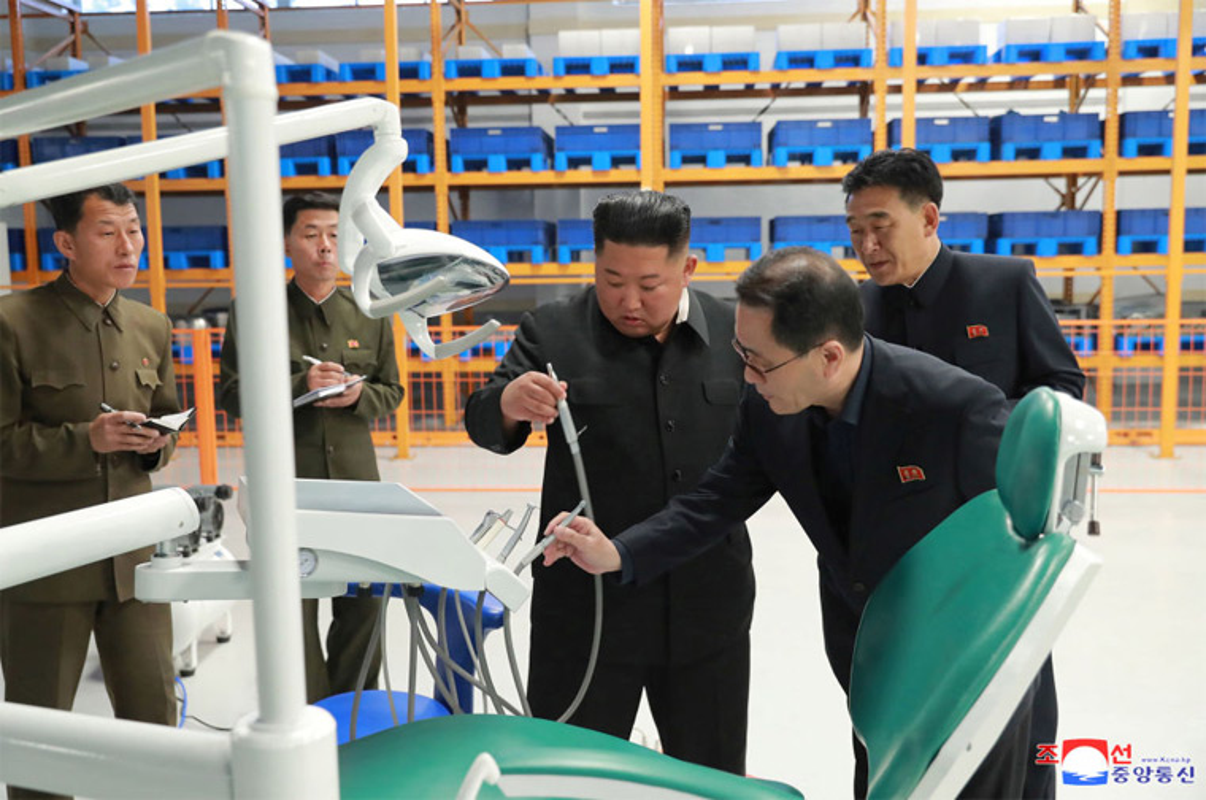 Anh hiem nhung chuyen thi sat cua nha lanh dao Trieu Tien Kim Jong-un-Hinh-8