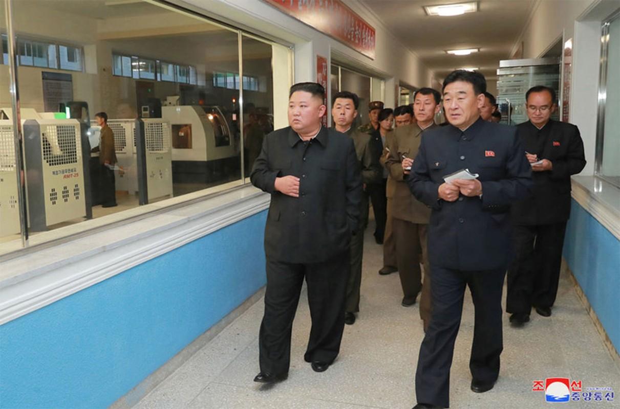 Anh hiem nhung chuyen thi sat cua nha lanh dao Trieu Tien Kim Jong-un-Hinh-9