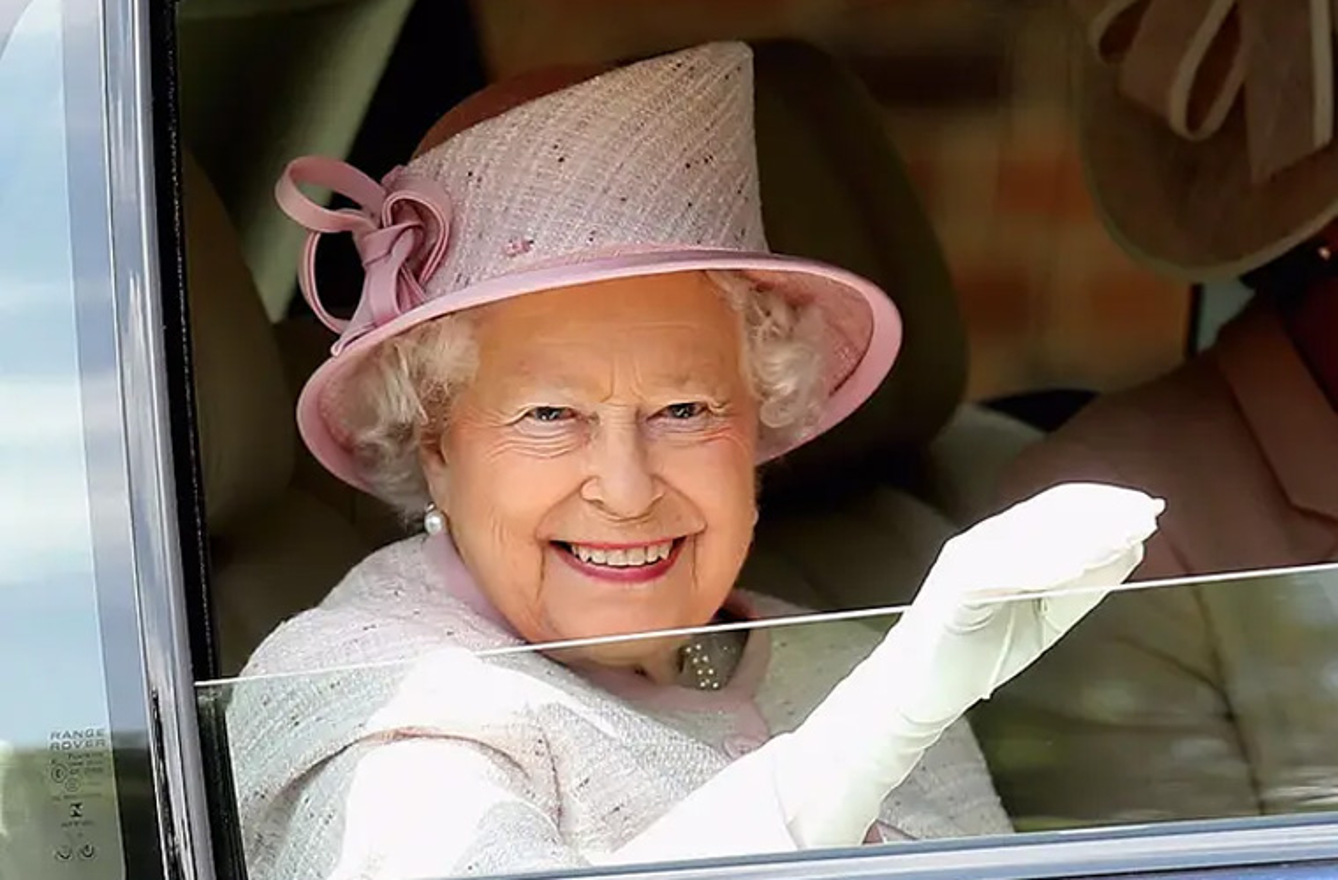 Loat hinh day bat ngo ve Nu hoang Anh Elizabeth II-Hinh-11