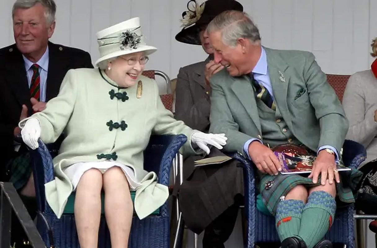 Loat hinh day bat ngo ve Nu hoang Anh Elizabeth II