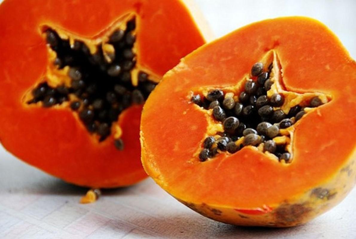 9 loại trai cay giàu vitamin C nhat, hon cả cam