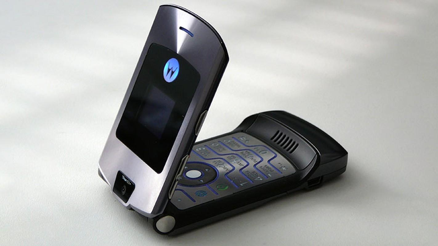 """Nhin lai nhung chiec dien thoai Motorola """"lung lay mot thoi""""-Hinh-4"""