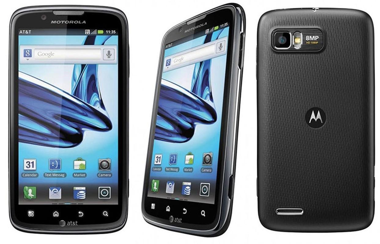 """Nhin lai nhung chiec dien thoai Motorola """"lung lay mot thoi""""-Hinh-7"""