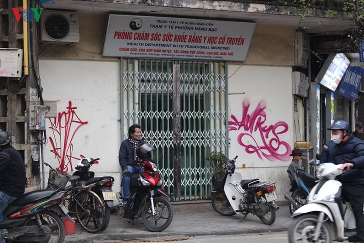 "Pho co Ha Noi ""xau xi"" vi nhung hinh ve Graffiti-Hinh-13"