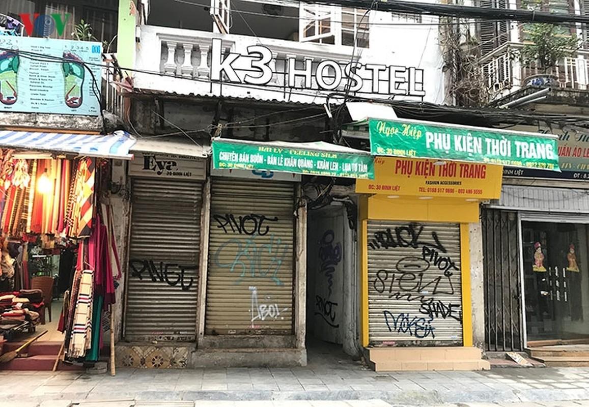 "Pho co Ha Noi ""xau xi"" vi nhung hinh ve Graffiti-Hinh-6"