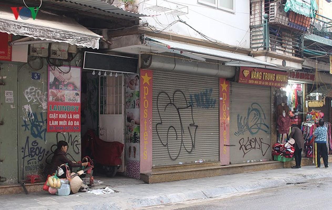 "Pho co Ha Noi ""xau xi"" vi nhung hinh ve Graffiti-Hinh-9"