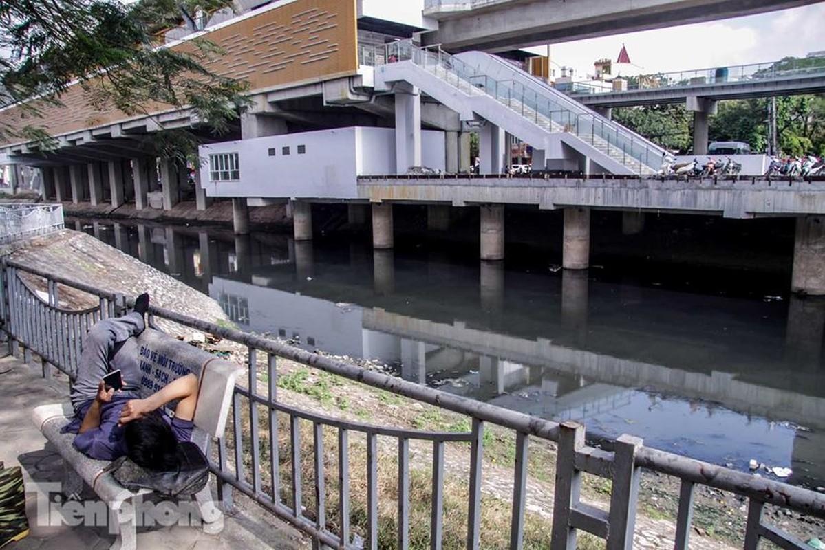 Tran ngap nuoc thai, lieu song To Lich co tai sinh thanh song Thames?-Hinh-10