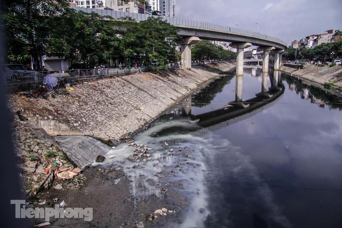 Tran ngap nuoc thai, lieu song To Lich co tai sinh thanh song Thames?-Hinh-2