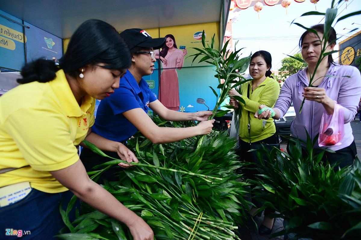 Hang nghin nguoi phat do mien phi cho khach di chua Ba Binh Duong-Hinh-9